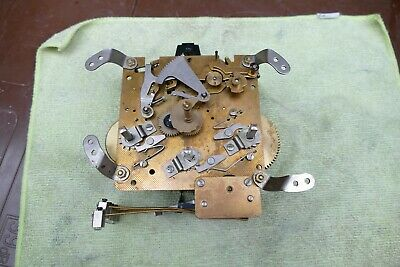 Bentima Westminster chime clock movement - spares or repair - see details.