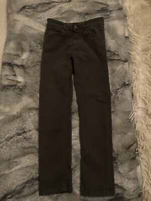 Next Boys Khaki Slim Fit, Skinny Jeans Age 7. Adjustable Waist