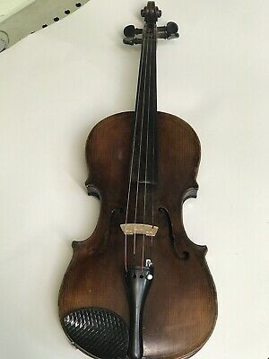 Antique Important Violin Mihaly Remenyi  Full Size