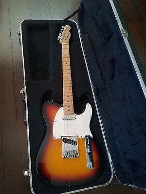 Fender Telecaster Made In Usa Std