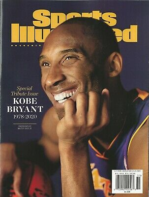 Sports Illustrated Special Tribute Issue Kobe Bryant 1978-2020 NEW NM