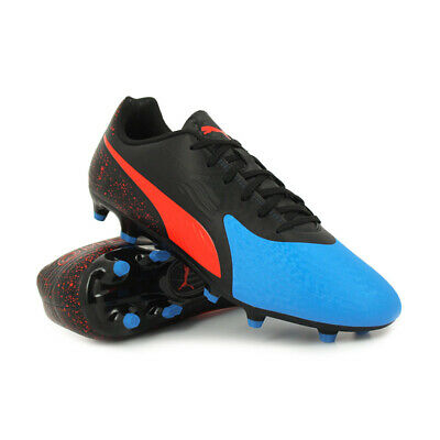 Kids Football boots Puma One 19.3 FGAG Power Up Pack