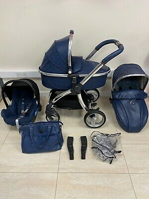 BabyStyle Egg Stroller - Special Edition - Serpent 🐍 Full Travel System