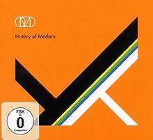 History of Modern (Deluxe Editon) by OMD | CD | condition very good