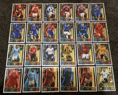 CLEARANCE! Match Attax Extra 2019 EPL - Specials - Buy 3 Get 1 FREE