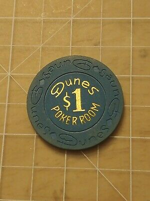 Dunes Casino Las Vegas Casino Chip $1
