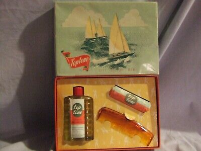 1950s Mens Grooming Gift Set New  in Box