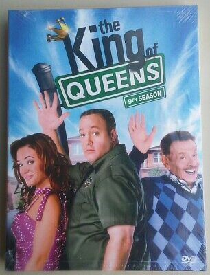 THE KING OF QUEENS --- Complete 9th Season --- Brand New and Sealed !!