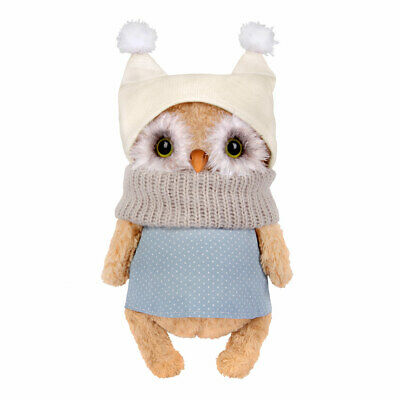 Miadolla Phil the Owlet Sewing Craft Kit -  Owl Artist Bear Rag Doll Collectable