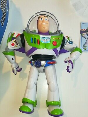 Disney Toy Story Collection Think Way Talking Buzz Lightyear Boxed + Certificate