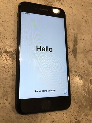 Apple iPhone 7 - Unlocked; AT&T / T-Mobile - 32GB - Black - Smartphone