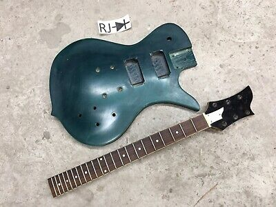 Ravelle Style Electric Guitar Project