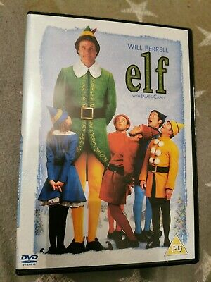 Elf Dvd 2 disc