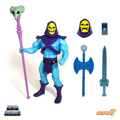 Super 7 Masters of the Universe Classics Ultimate Skeletor brand new sealed