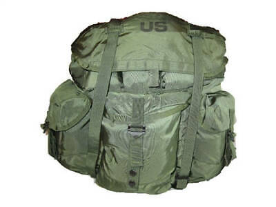 US MILITARY ALICE Large Combat Field Pack - OD - PACK ONLY - VGC