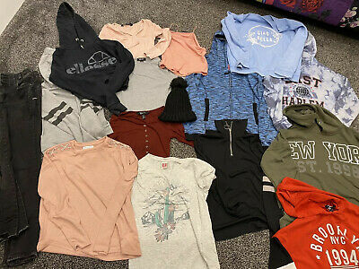 Mixed Clothing Bundle Of Girls Clothing For Age 10/12 Years.