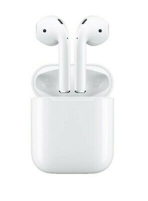 NEW Apple AirPods with Charging Case MMEF2AM/A -SEALED