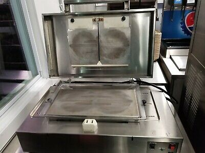 Instant Burger Electric Countertop Two-Sided Grill