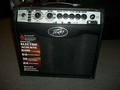 Peavey Vypyr VIP I electric/ acoustic/ bass amp 20 watts