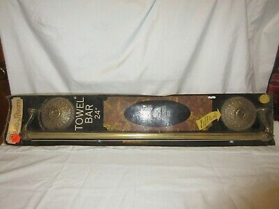 Vintage NOS 1968 Amer. Tack & Hdwe Co. Towel Bar In Package