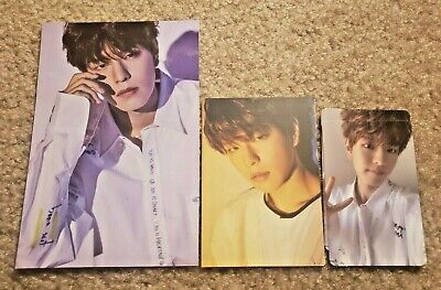 STRAY KIDS Seungmin Yellow Wood Preorder Photocards Postcard