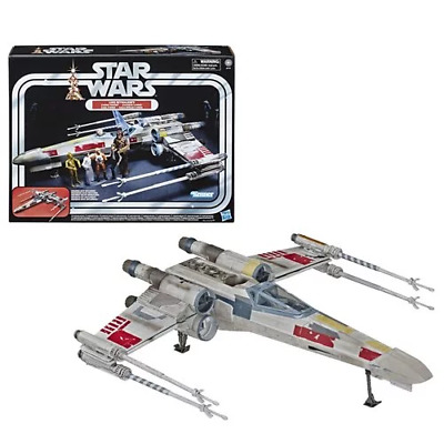 tar Wars The Vintage Collection Luke Skywalker Red 5 X-Wing PRE ORDER MARCH