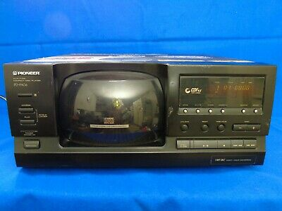 *** PIONEER PD-F906 100 Disc CD Player *** NO RESERVE