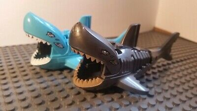 Various large sharks lego compatible big ghost zombie pirates carribean