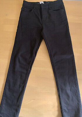 Next Boys Skinny Jeans Age 11 - Black