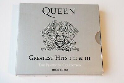 Queen - Platinum Collection, Vol. 1-3 CD