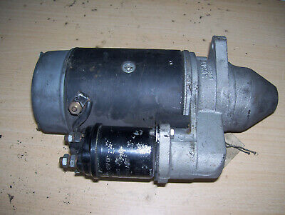 2004-2009 Models Also Fits 2.2 HDi Engines Peugeot 407 2.0 HDi Starter Motor