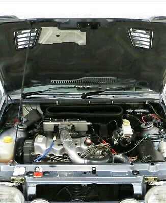 Ford Escort RS Turbo Series 2 Under Bonnet Heat Shield