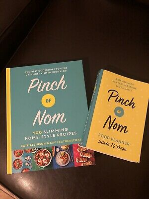pinch of nom Cook Book And Planner