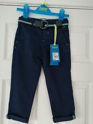 Boys Ted Baker Chinos Age 2-3 BNWTs