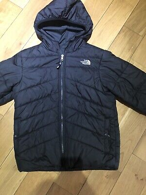 The north face Boys Junior double-sided Jacket Size Large 13 -14 Years