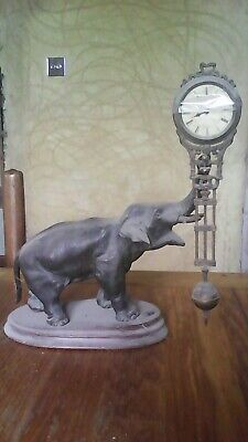 Antique mistery mantle clock
