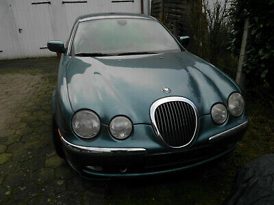 Jaguar S-Type 4,0 defekt
