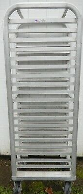 Alum. Baker's SHEET/BUN 20 PAN RACK New Age Industrial LIFETIME SERIES #4331 NSF