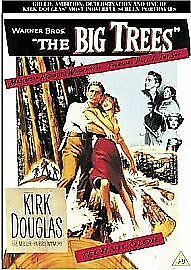 The Big Trees (DVD, 2003) NEW&SEALED Kirk Douglas-Classic movie collection Dvd
