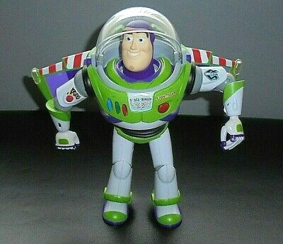 Disney Pixar Toy Story Talking Buzz Lightyear With Flashing Wings
