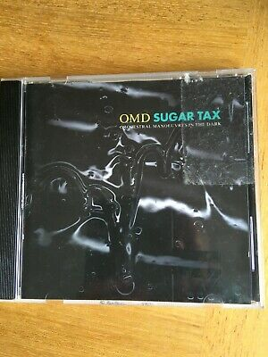 OMD, Sugar tax CD