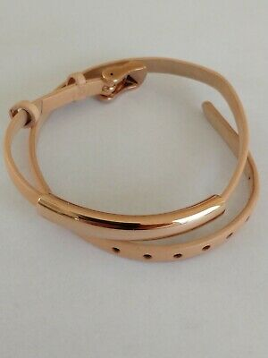 ARMBAND FARBE ROSEGOLD Bering Arctic Symphony 20cm Mesh