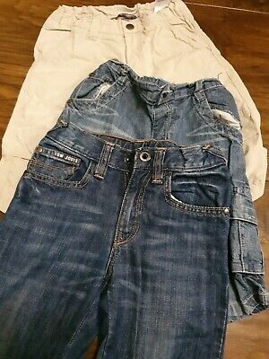 Small Bundle Of Boys Shorts Age 5-6 Including Tom Joule