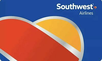 $100 Southwest Airlines LUV Voucher Expiration Date 02/28/2020