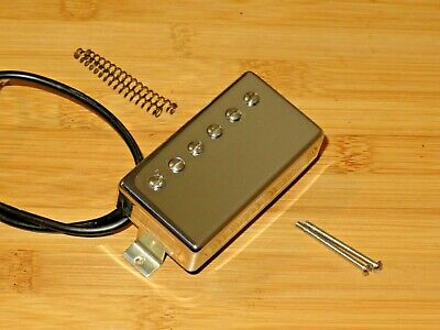 Gibson USA Chrome Burstbucker Pro Bridge Humbucker Pickup