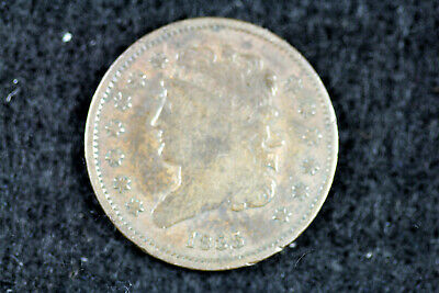 Estate Find 1835 Classic Head Half Cent  #D19844