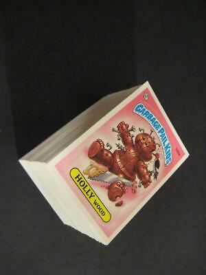 Garbage Pail Kids 1985 OS SERIES 4 / SERIES 5  COMPLETE 4TH 84 5TH 88 Sharp <