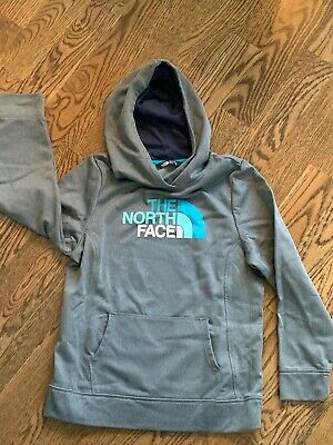 EUC Girl's XL NORTH FACE Gray Hoodie - Many Items of Clothing Listed!
