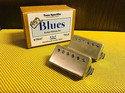 1959 PAF Humbuckers - Blues Set by Tone Specific - Fits PRS, Gibson, Les Paul