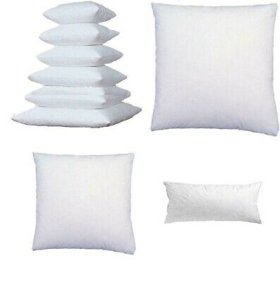 Cushion inserts Australia Made premium polyester fibre 20 sizes Cooper and Marks
